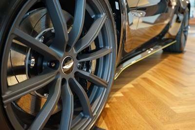 New Vantage V8 4.0L Geneva Racing Spirit One of 7