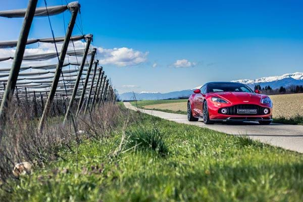 Vanquish Zagato Shooting Break