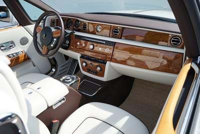 Rolls-Royce Phantom Drophead Coupé Series II Andalusian White
