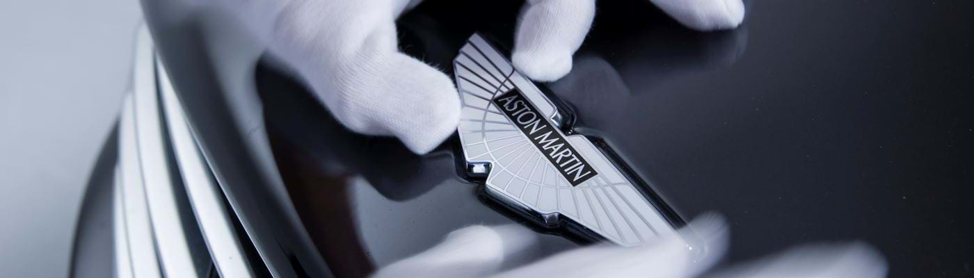 Aston Martin Service Booking