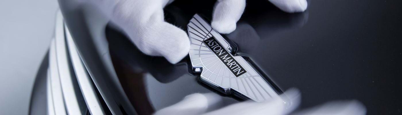 Prendre rendez-vous pour votre Aston Martin