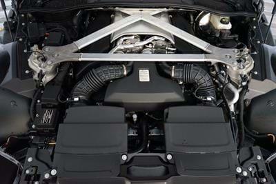 New Vantage V8