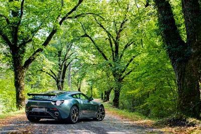 Aston Martin V12 Zagato Coupe n°1