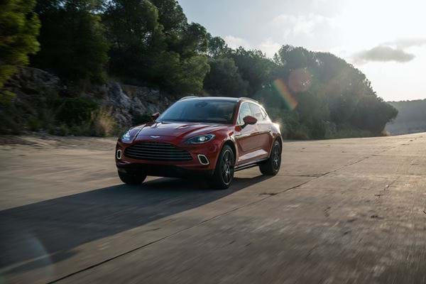 DBX - Aston Martin's first SUV