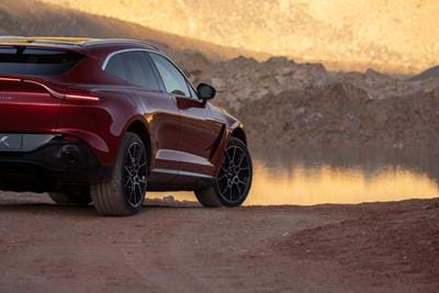 Aston Martin DBX - SUV's Price from CHF 200'764.-