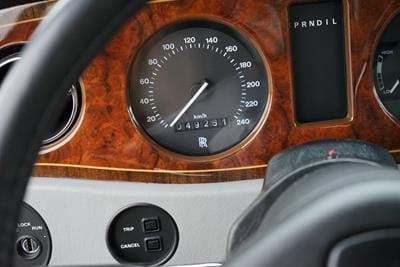 Rolls Royce Silver Spur II 1993