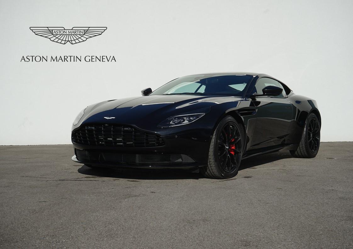 Db11 V8 Coupe Onyx Black L09722