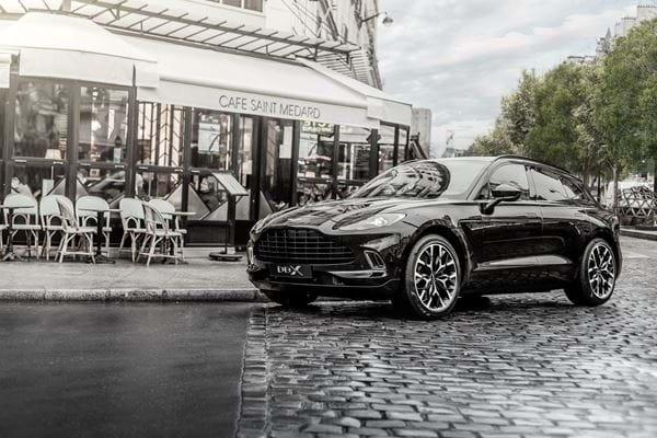 Aston Martin DBX - SUV's Price from CHF 200'764.-