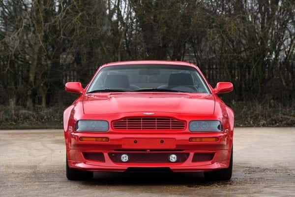 V8 Vantage Supercharged V550