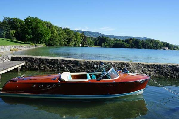 Riva Ariston 1961
