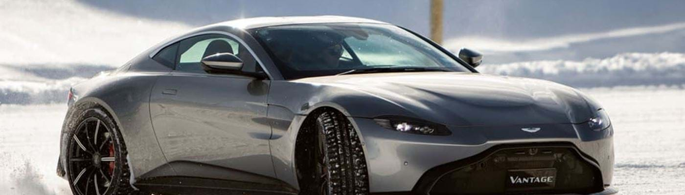 Aston Martin Winter Wheels Offer