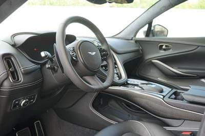 New DBX - Come and Drive the new Aston Martin SUV