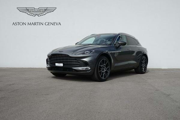 New DBX - Come and Drive the new Aston Martin SUV