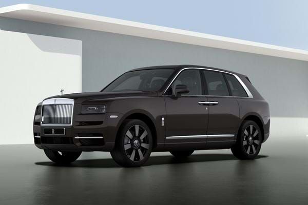 Cullinan MY21 Graphite (Available soon)
