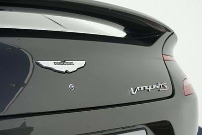 Vanquish S Coupe