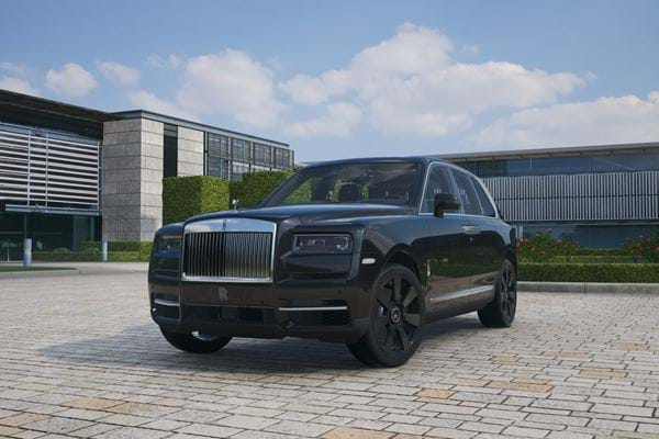 Cullinan MY21 Black Diamond (Available soon)