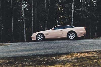 Aston Martin V8 Vantage Supercharged V550