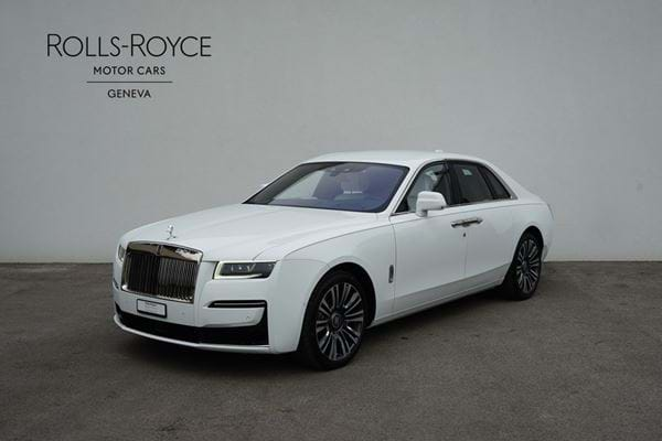 Ghost MY2021 Arctic White