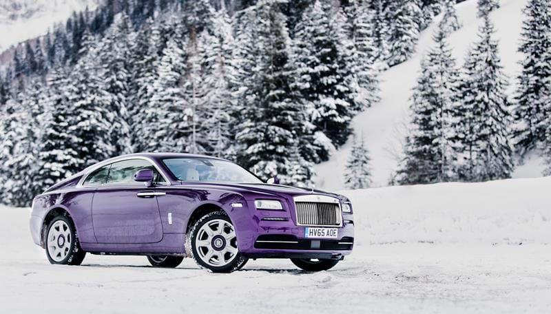 New Rolls-Royce
