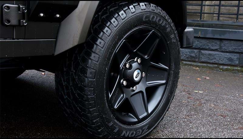 Land Rover Lightweight Wheels