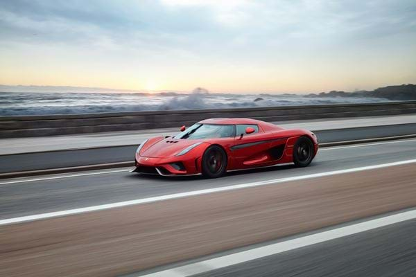 Regera to be Configured