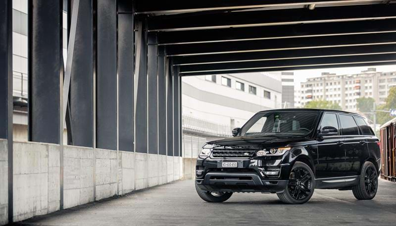 THE RANGE ROVER SPORT 2014 ONWARDS
