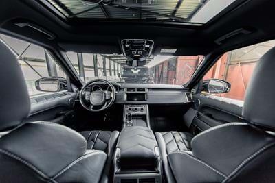 Range Rover Sport TDV6 HSE