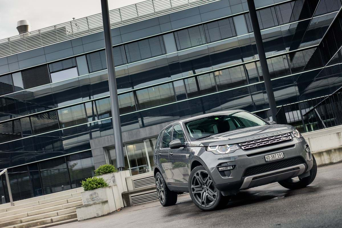 Discovery Sport TD4 HSE 180