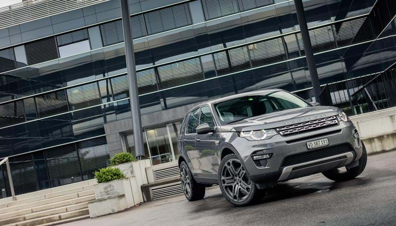 THE LAND ROVER DISCOVERY SPORT 2015 ONWARDS
