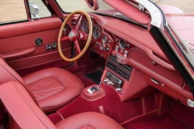 DB6 Volante MKI