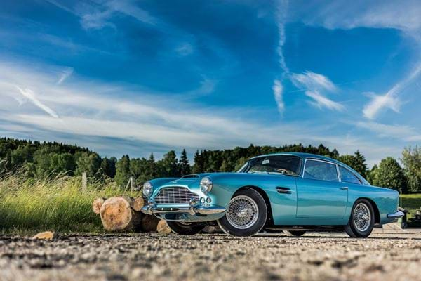 DB4 Series IV Original LHD Vantage