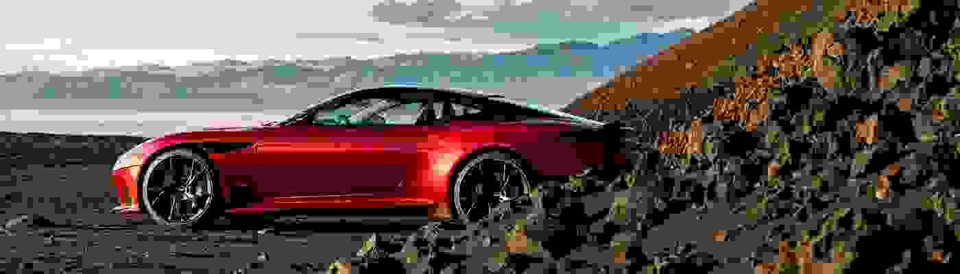 Nouvelle Aston Martin