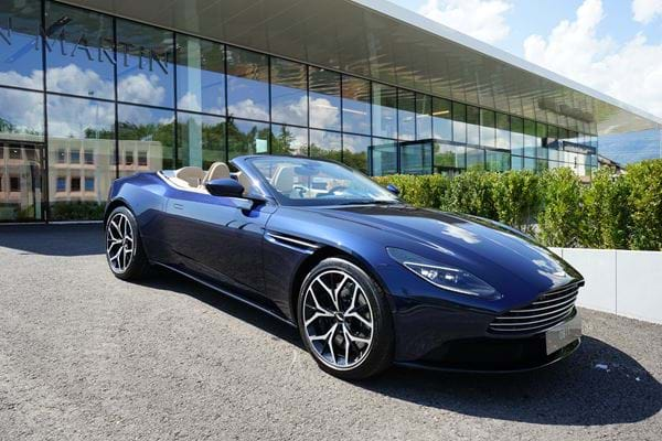 DB11 Volante Midnight Blue