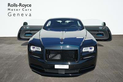 Wraith Black Badge Adamas Collection - One of Fourty