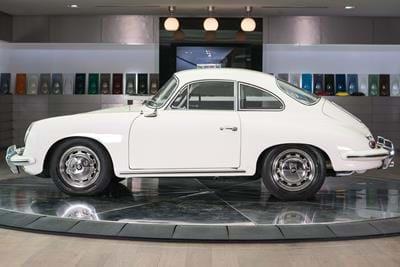 Porsche 356 C 1600