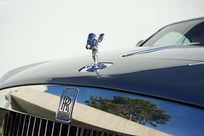 Wraith MY2019 Iguazu Blue & Silver