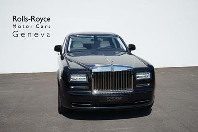 Phantom VII SWB Diamond Black & Anthracite