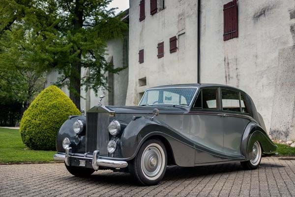 Rolls-Royce Silver Dawn Freestone & Webb