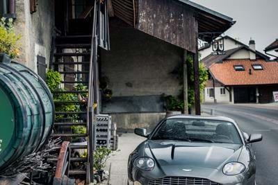 Aston Martin DB7 Zagato Coupe
